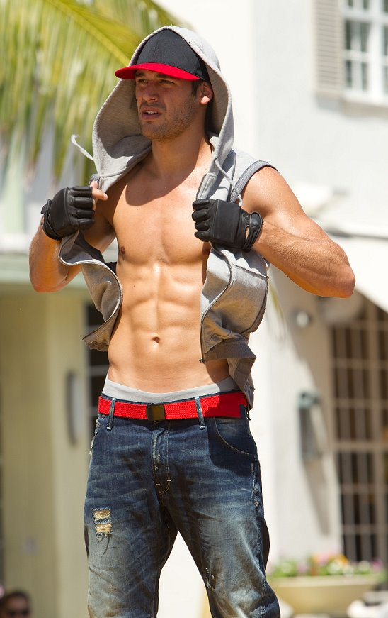 Ryan Guzman Workout Routine For Step Up All In Gtmfitness
